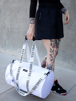 Always Timeless Duffle Bag SS19 (White)