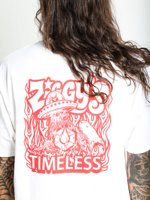 Timeless x Ziggy's Pizza Anniversary T-Shirt