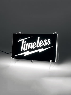 Timeless Lightning Bolt Light Panel SS18