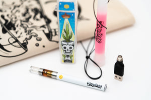 Limited Edition Timeless Vapes X  Lalo Cota Combo