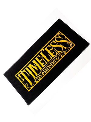 Timeless Bar Logo Beach Towel SS18