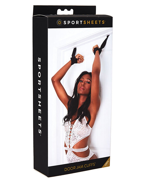 Door Jam Cuffs by SportSheets