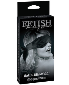 Limited Edition Satin Blind Fold by Fetish Fantasy