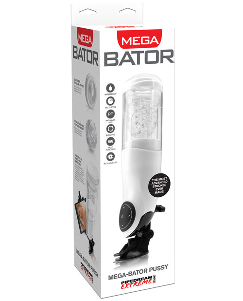 Mega-Bator Rechargeable Stroker- Pussy