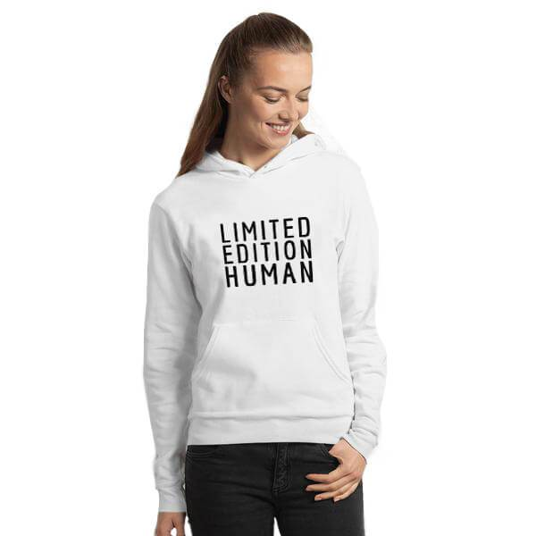 Limited Edition Human Hoodie