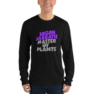 VEGAN SABBATH Long sleeve t-shirt