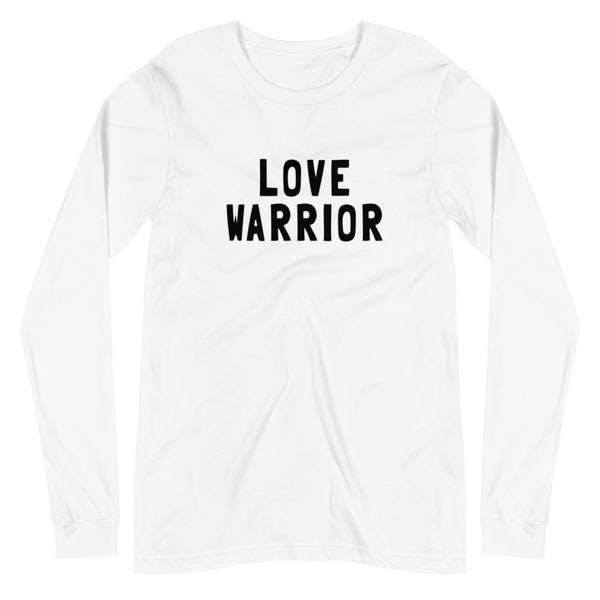 LOVE WARRIOR Long Sleeve Tee