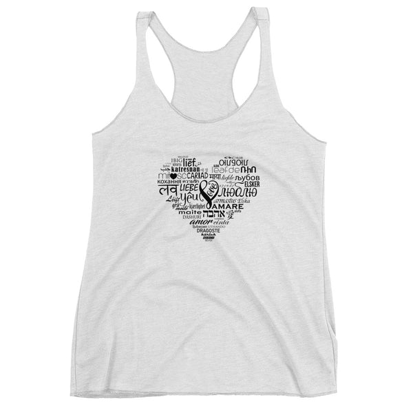 LOVE LANGUAGES WB Tank