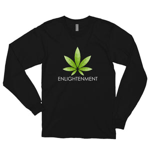 ENLIGHTENMENT C W Long sleeve t-shirt