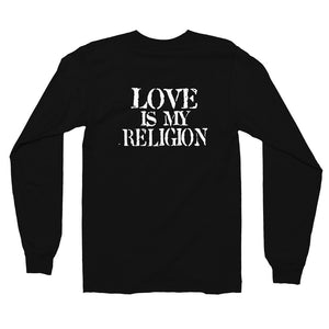 LOVE RELIGION  W Long sleeve t-shirt