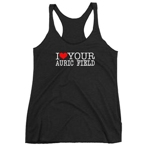 I LOVE YOUR AURIC FIELD TANK W