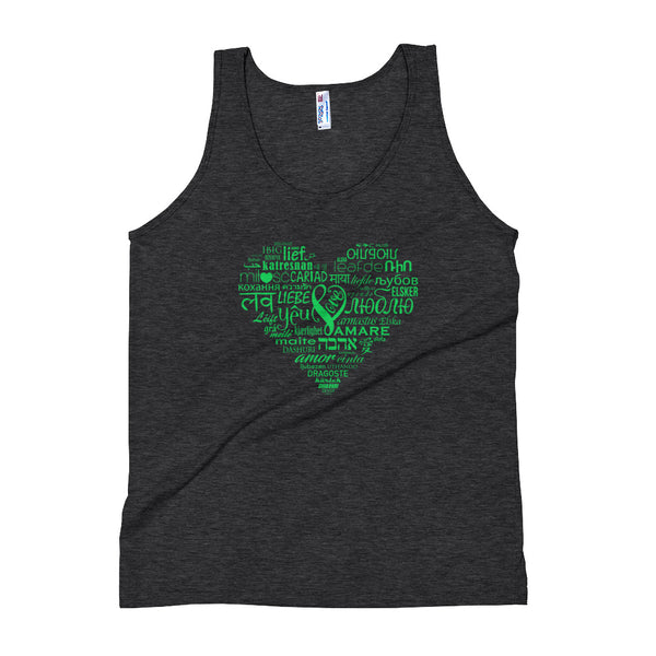 LOVE LANGUAGES GB Unisex Tank Top
