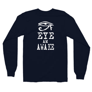 EYE AM AWAKE W Long sleeve t-shirt