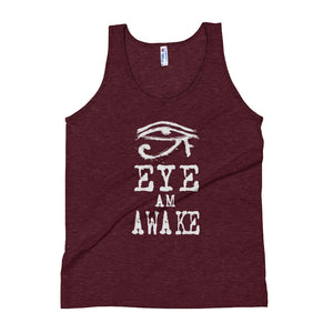 EYE AM AWAKE Tank Top