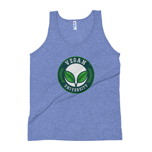 VEGAN UNIVERSITY Tank Top