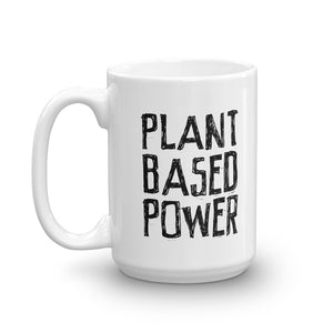 PLANT BASED POWER Mug