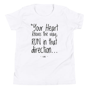 HEART KNOWS THE WAY T-Shirt