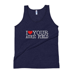 I LOVE YOUR AURIC FIELD Tank Top