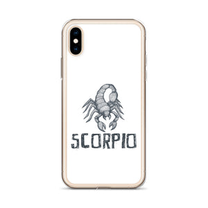 SCORPIO iPhone Case