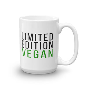 LIMITED EDITION VEGAN Mug