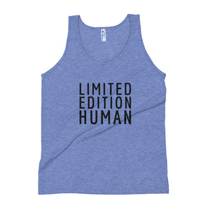 LIMITED EDITION HUMAN Tank Top