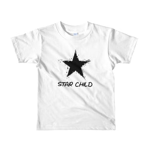 STAR CHILD BLACK T-shirt