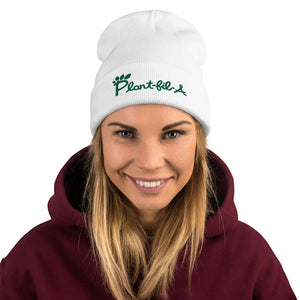 PLANT FIL A G Embroidered Beanie