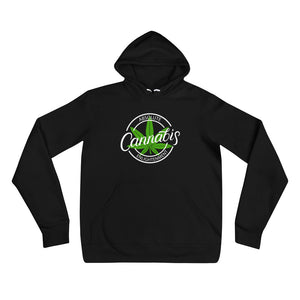ENLIGHTENMENT CANNA Unisex hoodie