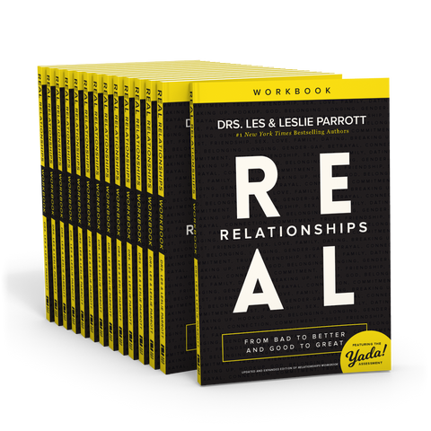 Real Relationships Workbook Bundle