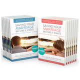 Saving Your Marriage Before It Starts Workbook Bundle