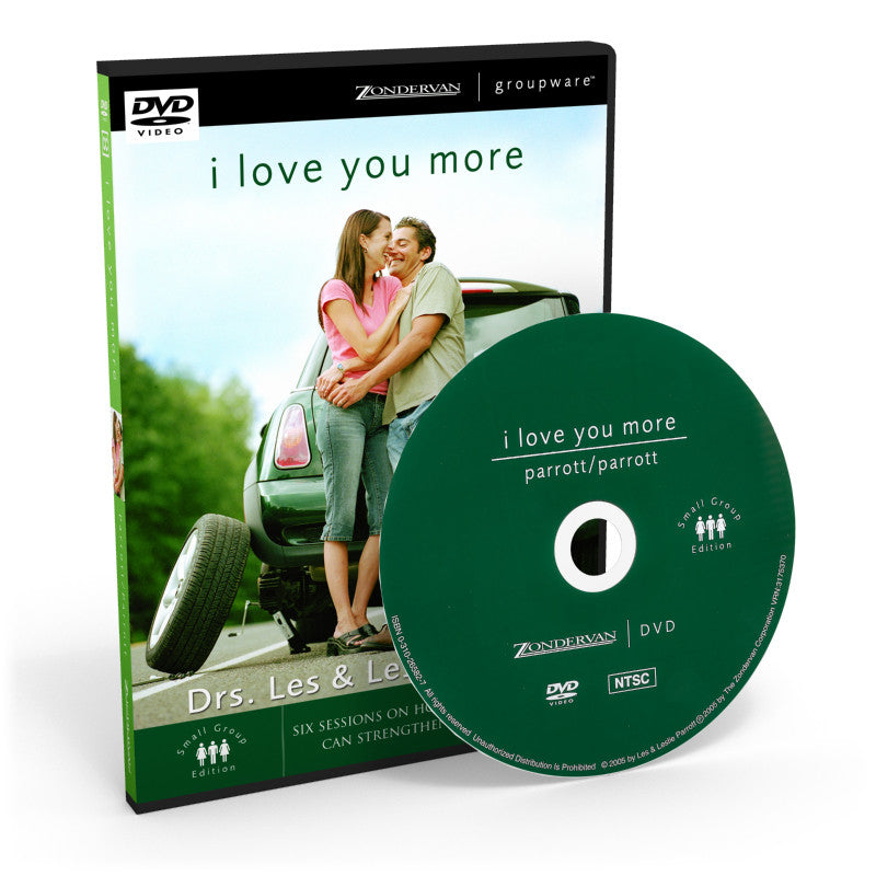I Love You More | DVD