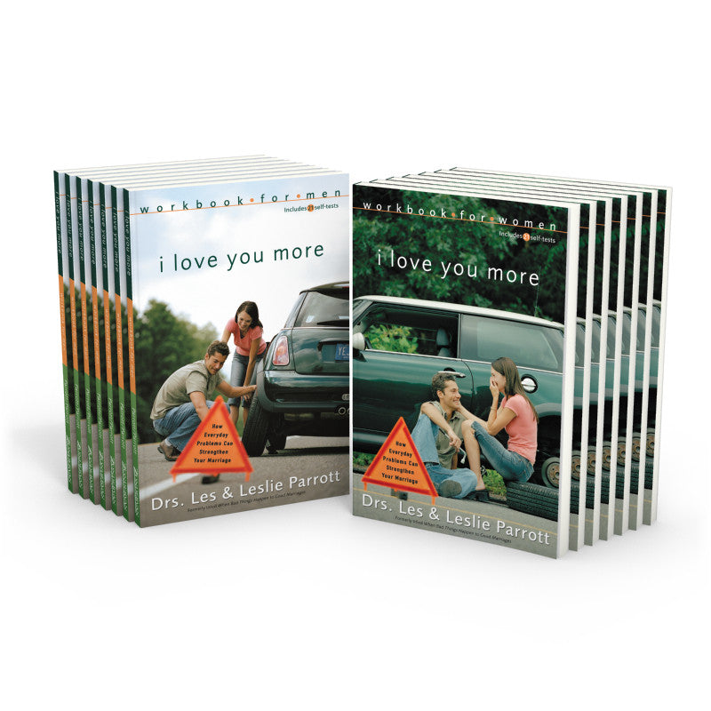 I Love You More Workbook Bundle