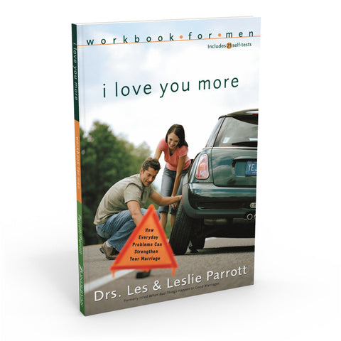 I Love You More Workbook | Men