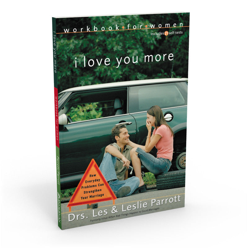 I Love You More Workbook | Women