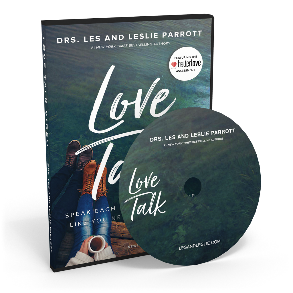 Love Talk DVD