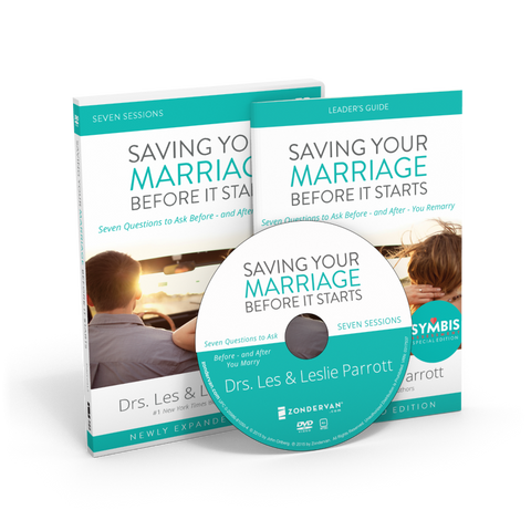 Saving Your Marriage Before It Starts DVD