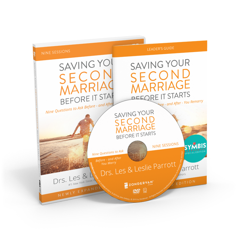 Saving Your Second Marriage Before It Starts DVD