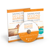 Saving Your Second Marriage Before it Starts DVD Kit