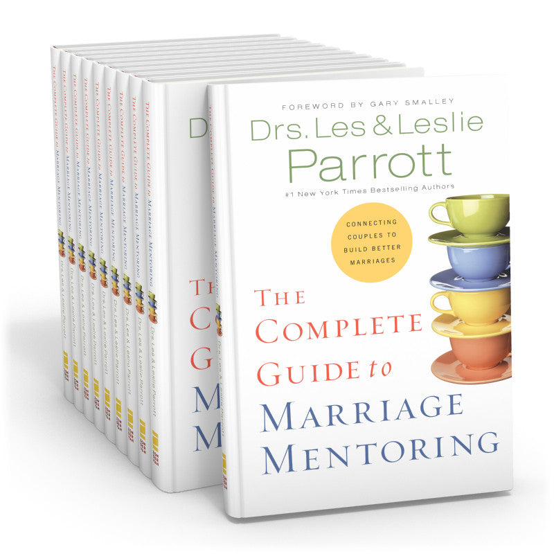The Complete Guide to Marriage Mentoring Bundle