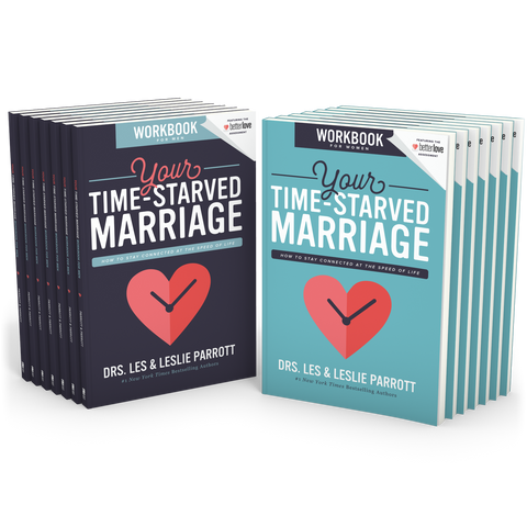 Your Time-Starved Marriage Workbook Bundle