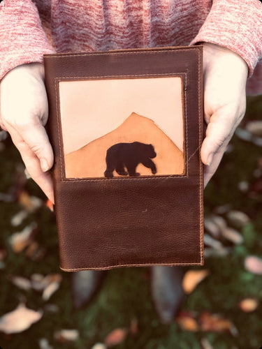 Leather Bear Journal