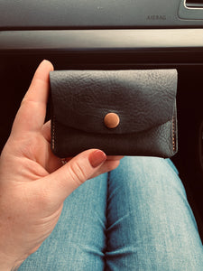 The Clara | Leather Pouch