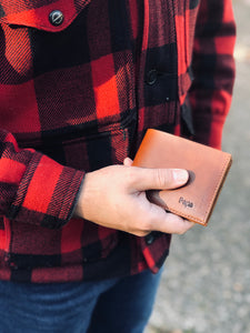 The Bill | Leather Wallet