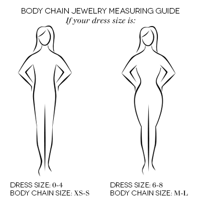body chain measurements