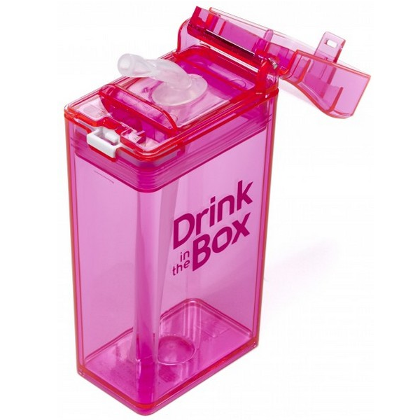 Drink In The Box - Boîte à Boire Réutilisable 8oz