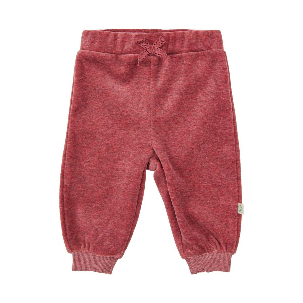 Minymo- Pantalon Velours Rose