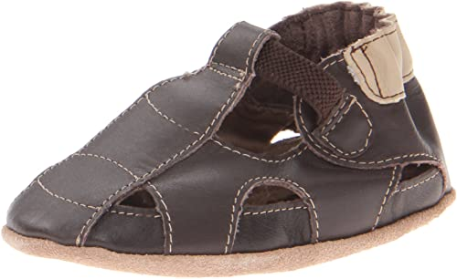 Robeez - Sandale En Cuir Fisherman Sandal Brown