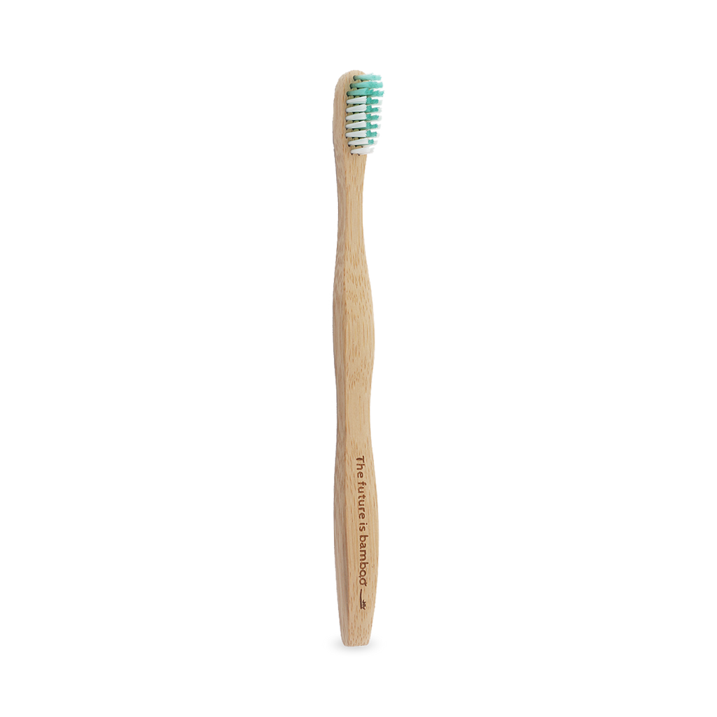 The Future is Bamboo - Brosse à Dents - Adulte - Mère & Mousses - Accessoires Vetements Maternité Enfant