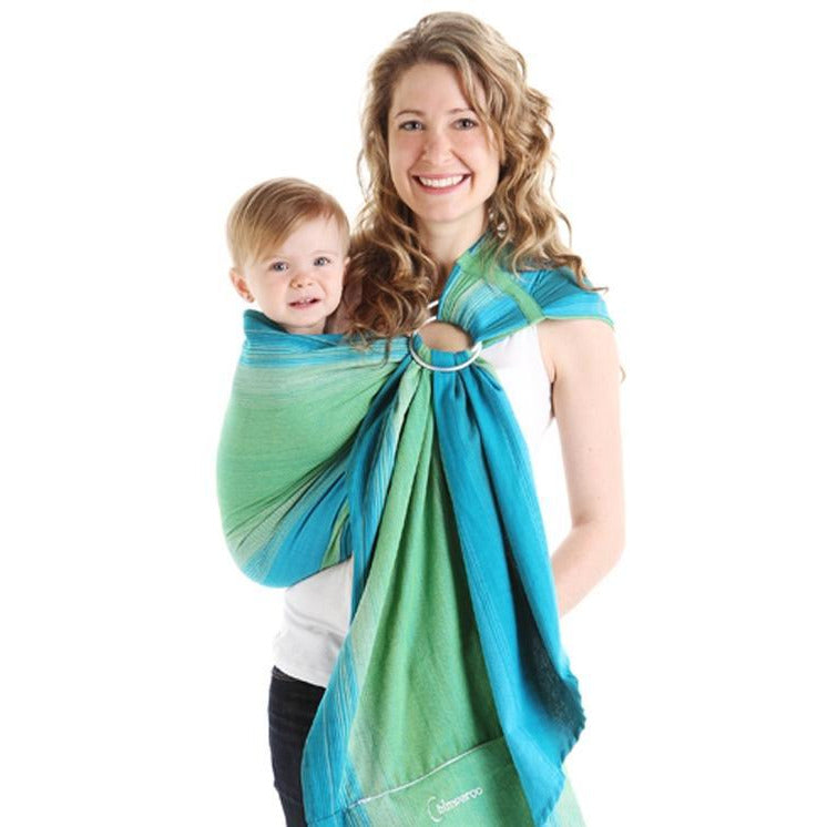 Chimparoo - Écharpe Ajustable Ring Sling - Mère & Mousses