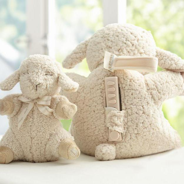 Cloud-B - Mouton Musical Sleep Sheep - Mère & Mousses - Accessoires Vetements Maternité Enfant
